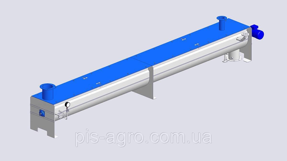 Нагревательные транспортеры типового ряда FCP