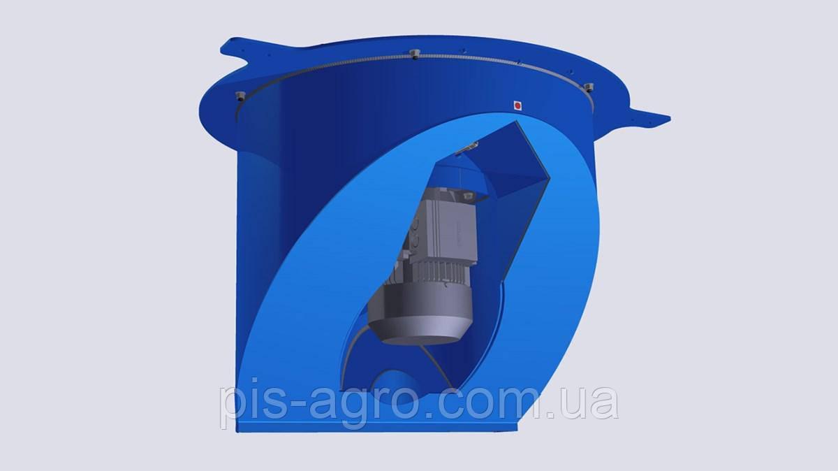 Рушка FH 2000 – это универсальное решение эффективной обрушки семян подсолнечника и сои.
