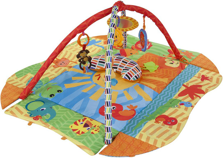 Развивающий коврик Солнышко 27291 Sun Baby