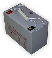 Аккумулятор гелевый - 100 Ач 12В KM NPG 12-100, фото 2