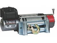 Автомобильная Электрическая Лебедка T-Max EW- 8500 12V, 3,85т, IMPROVED OFF ROAD SERIES