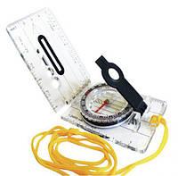 Компас жидкостной планшетный с визиром Sol SLA-001, фото 1