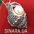 Серебряная подвеска Ракушка - Ракушка рапан кулон подвеска серебро , фото 2
