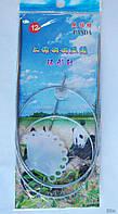 Спицы для вязания на тросике 60см Панда № 2,25