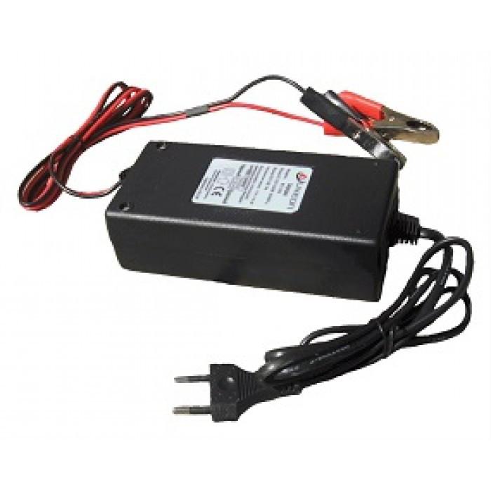 Зарядное для гелевых аккумуляторов 12V/5A - Luxeon BC 1205