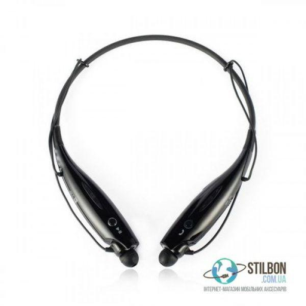 Bluetooth-Наушники HBS-730 Гарнитура Black