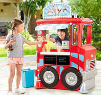 Детская кухня-фургон 2 в 1 Little Tikes Food Truck 643644