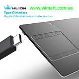 Графический планшет Huion GC710 8192 (Аналог HUION Inspiroy G10T)., фото 6
