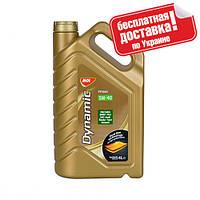 Синтетическое моторное масло MOL Dynamic Prima 5W-40 – 4л