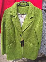 Пальто весеннее короткое (46-50)