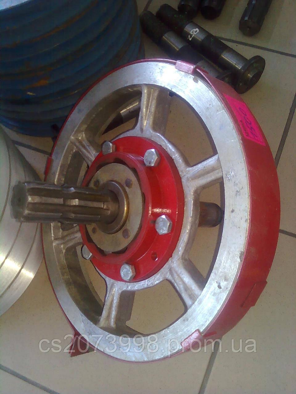 Вентилятор УПС, СУПН (нижний вал, без шкива) 509.046.2200Б