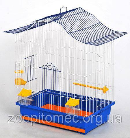 Клетка для попугаев ЛОРІ ЛОРИ цинк