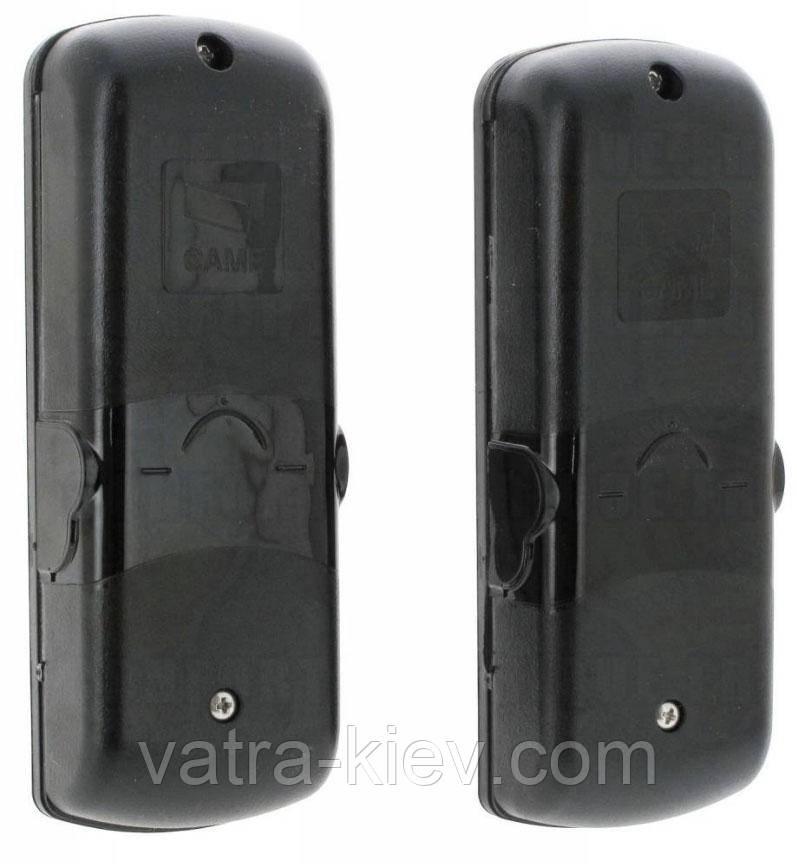 Бездротові фотоелементи безпеки для воріт і шлагбаум CAME DBC01