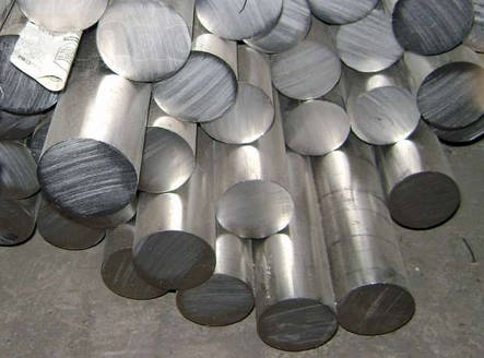 Алюминиевый круг д. 55 мм АМГ5, фото 2