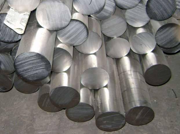 Алюминиевый круг 6082 Т6 аналог АД35Т 140, фото 2