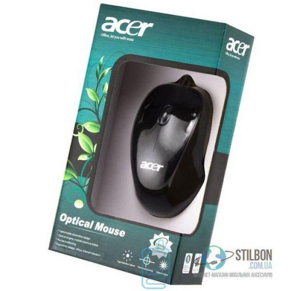 Acer MC-330 оптическая компьютерная USB-мышка, ЦВЕТ черный