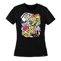 Цифровая печать на цветных футболках от 5 шт, фото 1