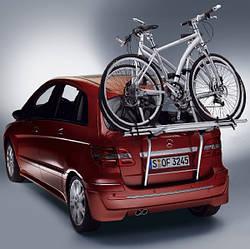 Крепления велосипедов на крышку багажника