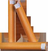 Стеклосетка штукатурная, шпатлевочная 160г/м. кв. 5х5 (оранжевая)
