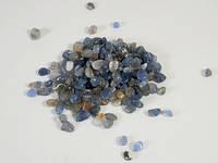 Натуральный камень крошка (Голубой кварц) (10гр.)
