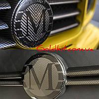 Эмблема в решетку Mansory G63, G65 Mercedes G-Class W463
