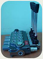 Распределитель гидравлический секционный моноблочный MobiTec - 5 секций, 80л/мин