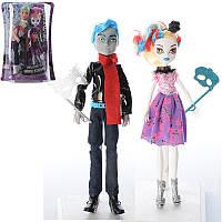 Куклы Монстер Хай  (Monster High) мальчик и девочка ( куклы семья), аксессуары, DH2142
