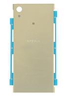 Задняя золотая крышка для Sony Xperia XA1 G3112 | G3116 | G3121 | G3123 | G3125