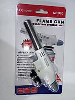 Горелка с пьезоподжигом для газового баллончика Flame Gun