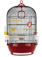 Клетка для канареек DIVA  Ferplast черный прут  Ø 40 x 65 cm