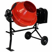 Бетономешалка FORTE EW3070P (375 Вт, обьём барабана 70 л, готовая смесь 45 л) + доставка