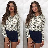 Рубашка женская КБЕ62