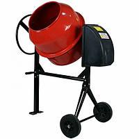 Бетономешалка FORTE EW8160P (650 Вт, обьём барабана 160 л, готовая смесь 120 л) + доставка