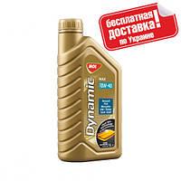 Полусинтетическое моторное масло MOL Dynamic Max 10W-40 - 1л