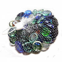 Камешки для аквариума Таблетка малая прозрачная