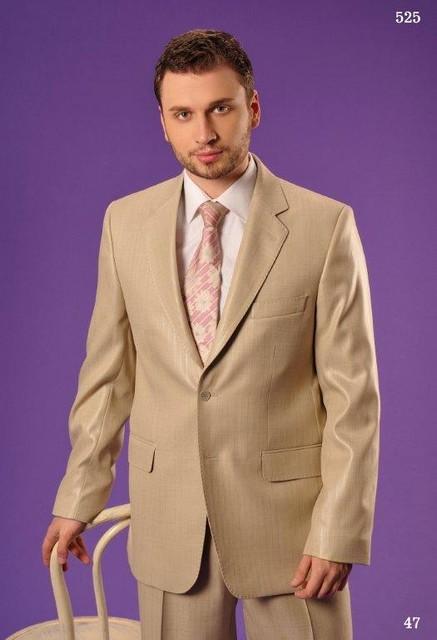 Чоловічий костюм West-Fashion модель 525