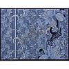 Обои виниловые Изабелла  304-03 синий