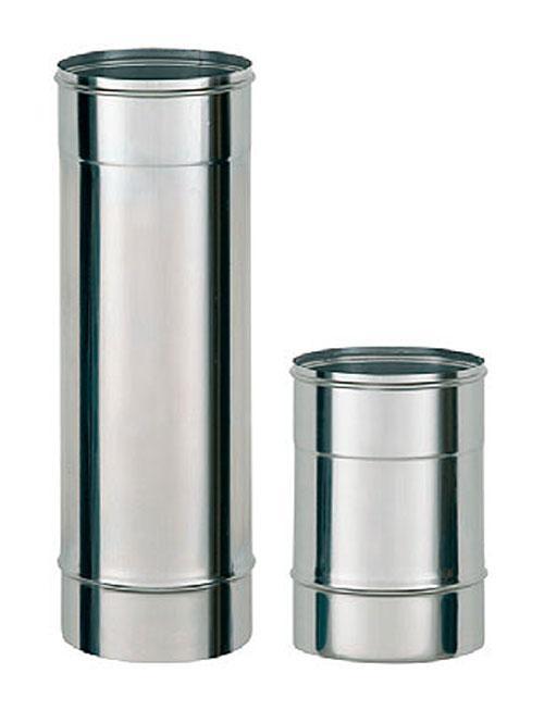 Труба для димоходу 0,5 метра AISI 304
