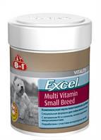 8in1 Европа Мультивитамин для собак мелких пород 70табл.