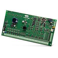 Главная плата приемно-контрольного прибора охранной сигнализации INTEGRA-64 P