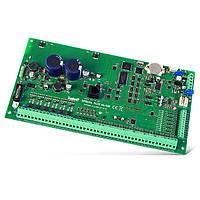 Главная плата приемно-контрольного прибора сигнализации INTEGRA-64 Plus