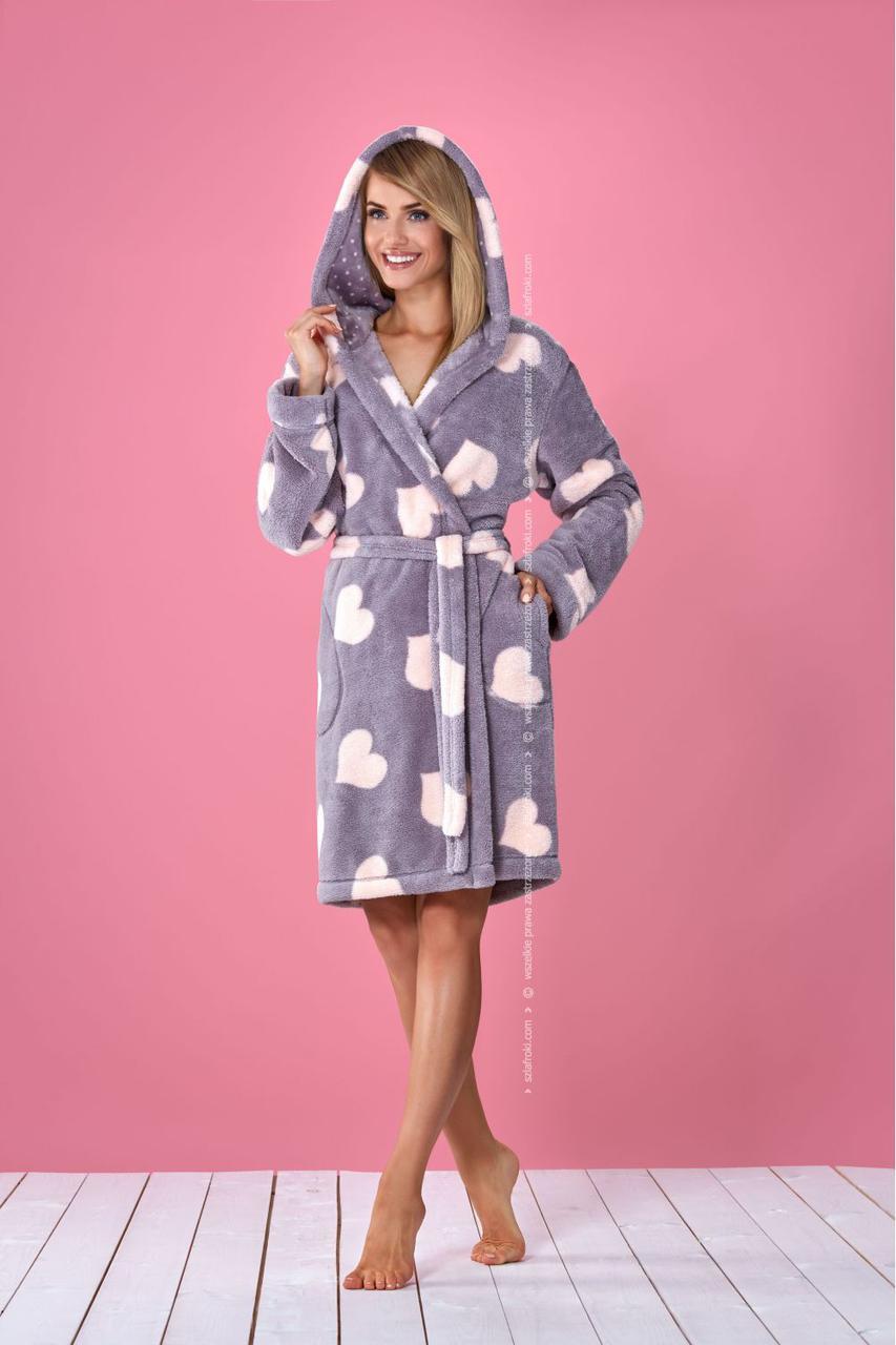 Жіночий халат L&L Kola