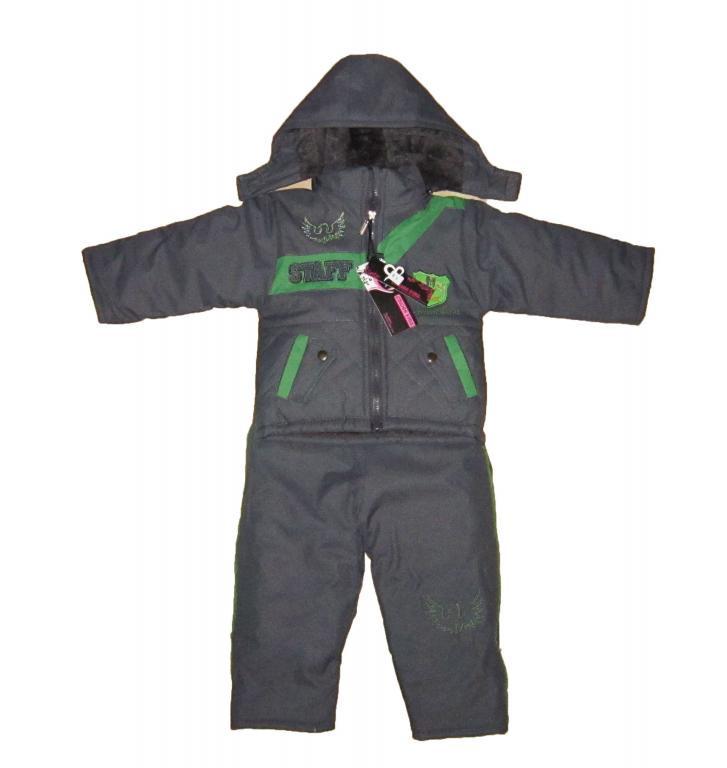 Комбинезон детский костюм курточка+комбинезон для мальчика.