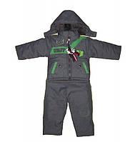 Комбинезон детский костюм курточка+комбинезон для мальчика., фото 1
