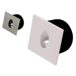 Сходовий світильник світлодіодний 3W білий Zumrut HOROZ
