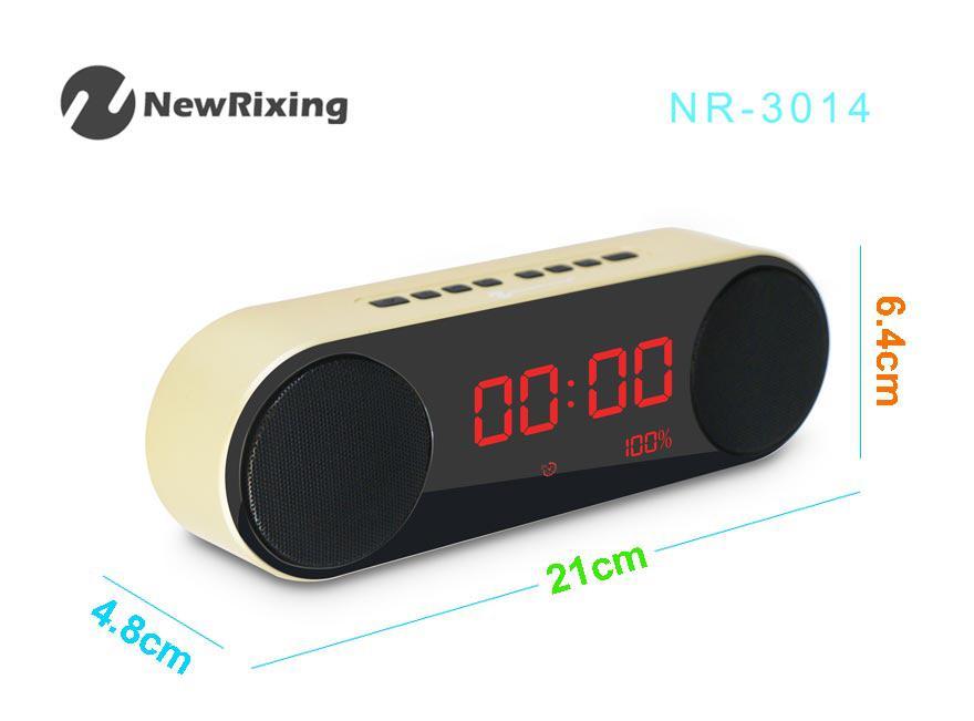 Портативная bluetooth колонка Newrixing NR-3014