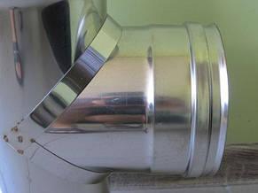 Трійник 90° нержавіюча сталь AISI 304, фото 3