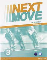 Next Move 3 WB + CD, фото 1