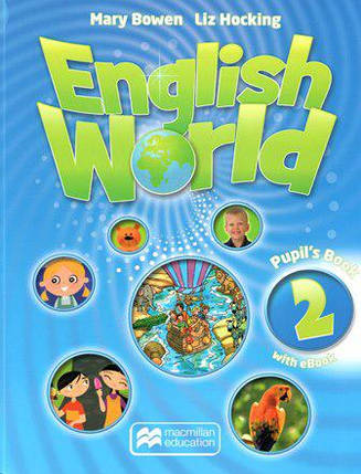 English World 2 Pupil's Book with eBook, фото 2