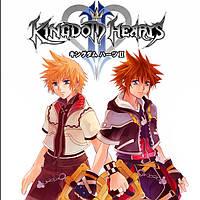Королевство Сердец Kingdom Hearts